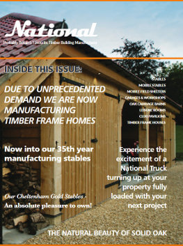 National Timber Buildings Brochure