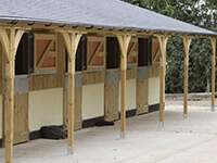 National Timber Building Stable Range