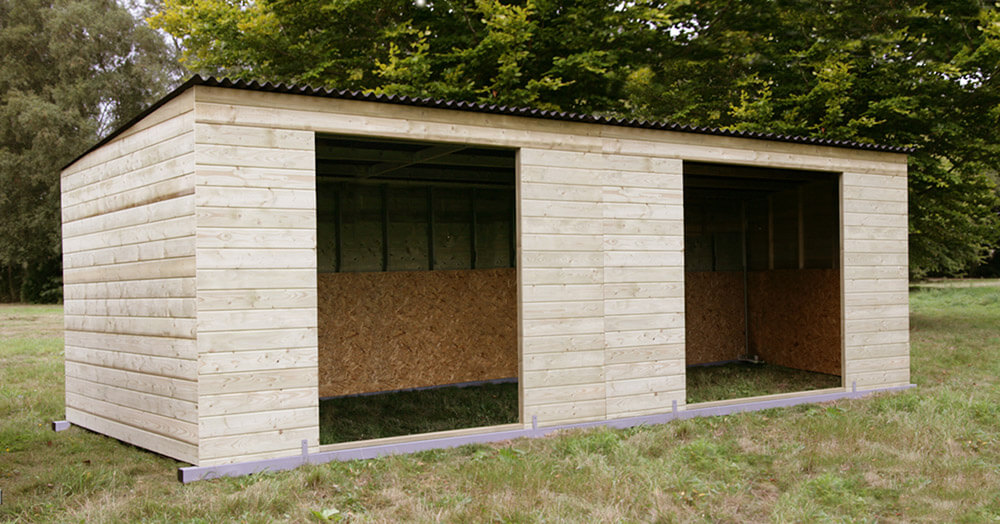 Buy Online - Mobile Field Shelters