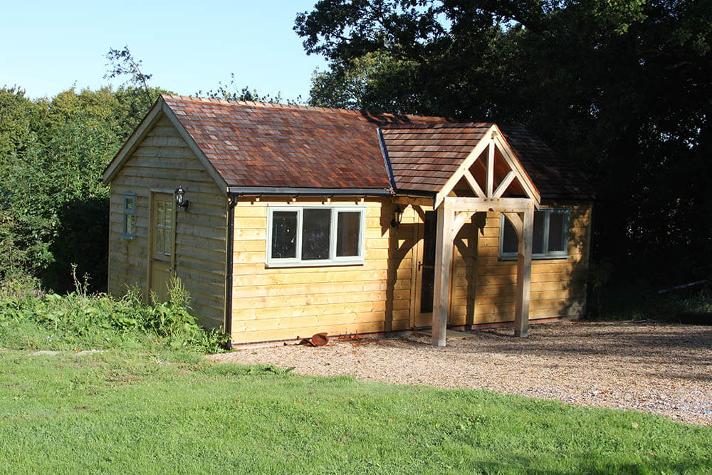 National Timber Stables Home Office
