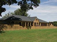 Wooden Club Pavilion