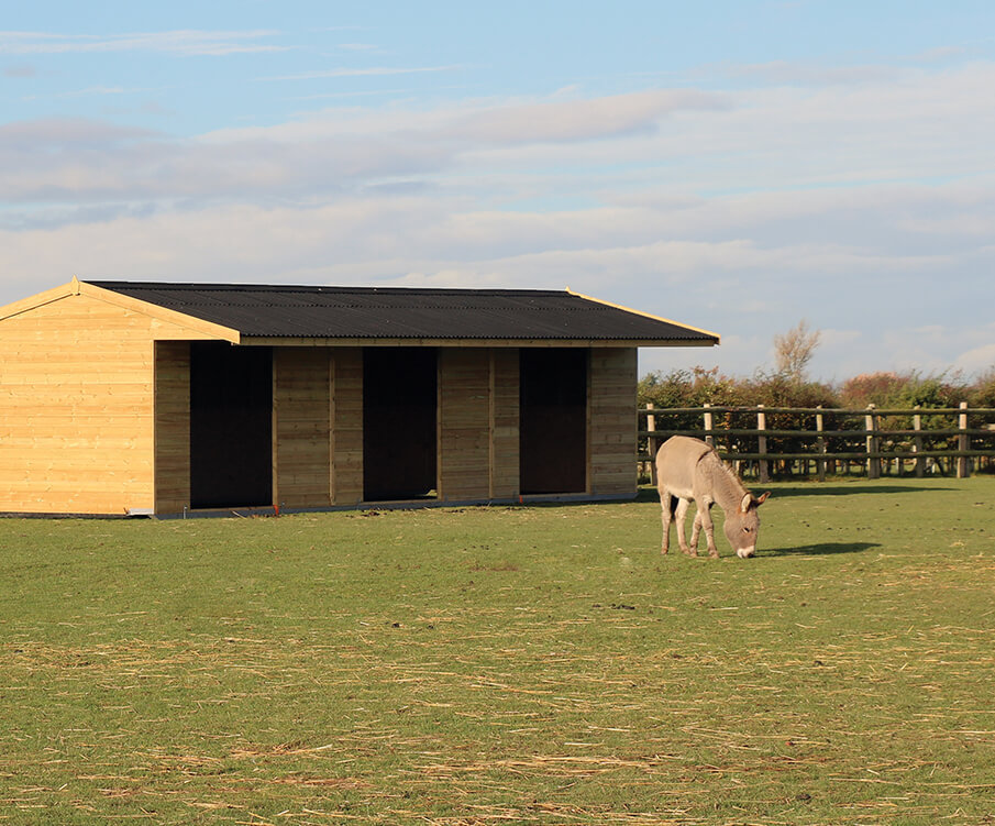field shelters essex