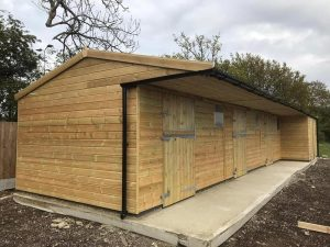 3x12x12-Novice-Stable-with-Hay-Barn